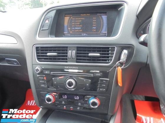 2013 AUDI Q5 2.0 TFSI Q/Tro S-LINE PBT Facelift LikeNEW