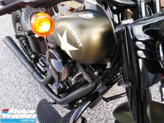 2015 Harley Davidson Softail Fatboy