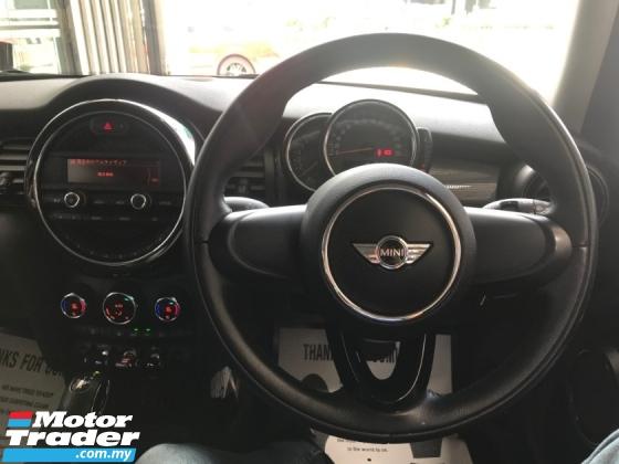 2016 MINI Cooper 1.5 TURBO MONITOR JPN SPEC UNREGS