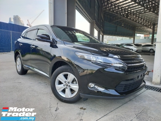 2017 TOYOTA HARRIER 2.0 Elegance 2 Tone Interior Unregister