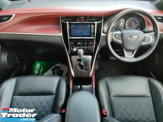 2017 TOYOTA HARRIER 2.0 Elegance 2 Tone Interior Unregister