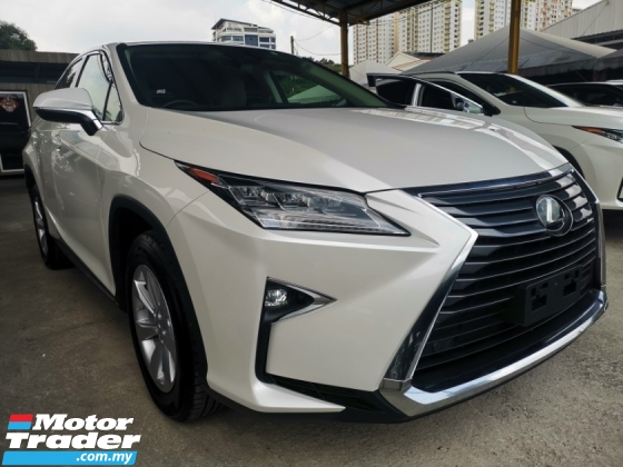 2017 LEXUS RX 200 2.0 T PREMIUM BEIGE INTERIOR JAPAN SPEC UNREGS