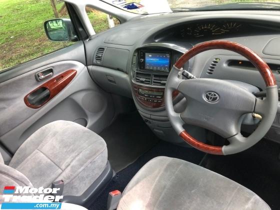 2003 TOYOTA ESTIMA 3.0 AERAS G (A) POWER DOOR 7 SEAT SALE