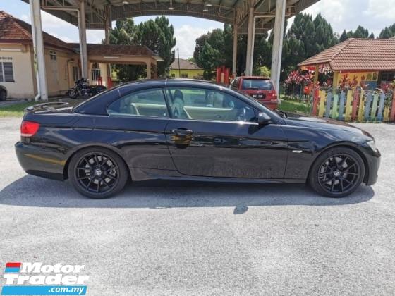 2011 BMW 3 SERIES 2011 Bmw 335Ci M SPORT (CBU) 3.0 (A) Convertible