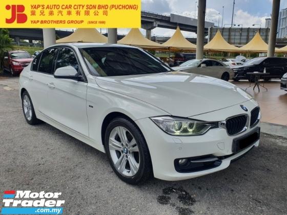 2015 BMW 3 SERIES 320I Sport Line (A) LOCAL
