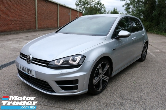 2016 VOLKSWAGEN GOLF R 310HP FULLY LOADED