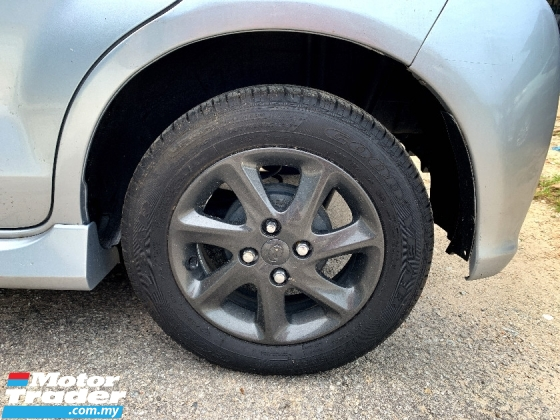 2013 PERODUA MYVI 1.5 SE Hatchback(AUTO)FREE MOTOSIKAL BARU+CASHBACK 1K+2 BULAN INSTALLMENT BLACKLIST CAN LOAN BELI PA