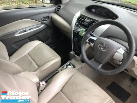 2012 TOYOTA VIOS 1.5 G LIMITED FACELIFT (A) ENHANCED LADY OWNER