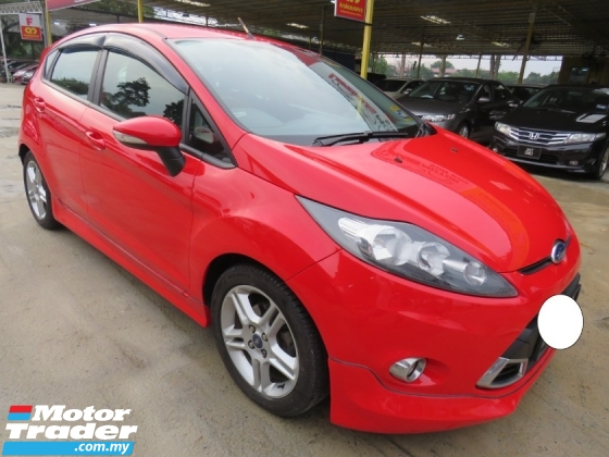 2015 FORD FIESTA 1.6L (A) SPORT ONE LADY OWNER SERVICE ON TIME