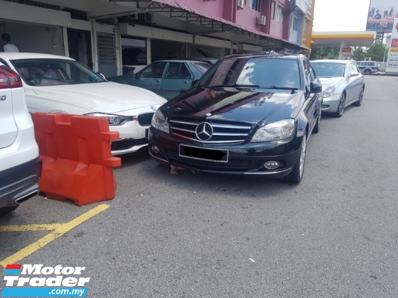 2010 MERCEDES-BENZ C-CLASS C200 1.8 CKD (A) BEST DEAL