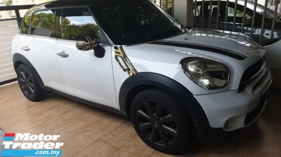 2015 MINI Countryman MINI Countryman 1.6 Cooper SUV