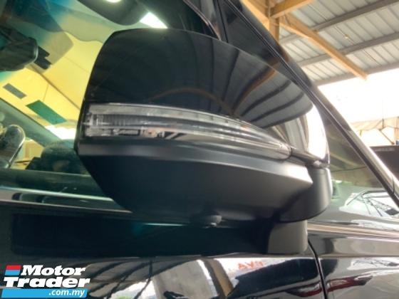 2015 TOYOTA VELLFIRE 2.5 ZG JBL theatre surround camera Modellista bodykit power boot pilot seat unregistered