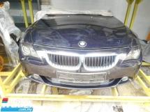 BMW E63 6 SERIES HALFCUT HALF CUT NEW USED RECOND AUTO CAR SPARE PART MALAYSIA