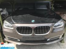 BMW F02 Facelift 740IL 7 SERIES HALFCUT HALF CUT NEW USED RECOND AUTO CAR SPARE PART MALAYSIA
