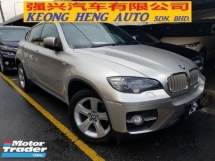 2010 BMW X6 X DRIVE 35I Japan Spec 5 seater *1 year warranty*