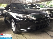 2017 TOYOTA HARRIER 2.0 PREMIUM.FACELIFT.UNREG.GRED A.FULLSPE.TRUE YEAR MADE CAN PROVE.PANAROMIC ROOF.POWER BOOT.360 CAM