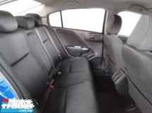 2015 HONDA CITY 1.5E i-VTEC Facelift P/Start Model