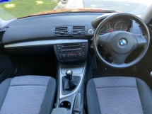 2006 BMW 1 SERIES 2006 BNW 116i 1.6 (M) 1 GOOD OWNER FULL SPEC