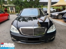 2007 MERCEDES-BENZ S-CLASS S350L (A) VERY TIP-TOP CONDITION