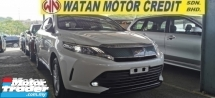 2018 TOYOTA HARRIER 2.0 PREMIUM FULLSPEC UNREGIS.TRUE YEAR MADE N MILEAGE CAN PROVE.LESS 50 SST.POWER BOOT.360 CAM N ETC