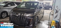 2019 TOYOTA ALPHARD 2.5 SC FACELIFT UNREG FULL SPEC.LESS 50 SST.NO HIDDEN CHARGE.SUNROOF.3 LED LIGHT.MODELLISTA BK  ETC