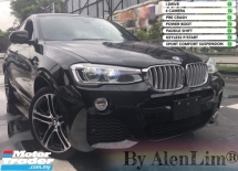 2015 BMW X4 M SPORT 2.0 TURBO (UNREG) CHEAPEST IN TOWN
