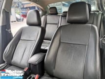 2015 TOYOTA VIOS Toyota VIOS 1.5 G SPEC P/START BLCK LEATHER WRRNTY
