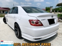 2008 TOYOTA MARK X 250G V6 ENGINE 2 ELECTRICAL SEAT ONTHEROAD PRICE