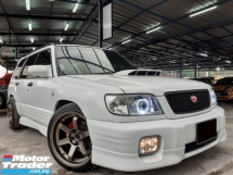 2000 SUBARU FORESTER Subaru FORESTER 2.0 STi TURBO (M) F/LOADED SUNROOF