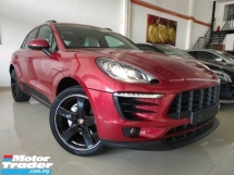 2015 PORSCHE MACAN 2015 Porsche Macan S 3.0 Turbo PCM PASM Full Leather Bose Sound System Unregister for sale
