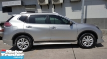 2017 NISSAN X-TRAIL 2.5 IMPUL 4WD FACELIFT ON THE ROAD PRICE