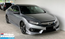 2017 HONDA CIVIC 1.5 TC-P Auto Original Modulo Edition
