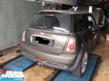 MINI COOPER BMW PROBLEM ENGINE TRANSMISSION GEARBOX SERVICE REPAIR CAR WORKSHOP BENGKEL KERETA