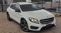 2016 MERCEDES-BENZ GLA 2016 MERCEDES BENZ GLA 180 1.6 AMG NIGHT EDITION TURBO UNREG JAPAN SPEC CAR PRICE RM169000