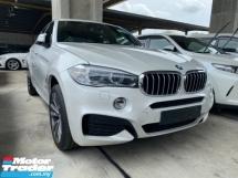 2015 BMW X6 40D 3.0 DIESEL M SPORT SUNROOF POWER BOOT UNREG