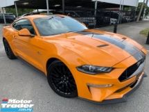 2018 FORD MUSTANG 50 GT RICARO EDITION UK