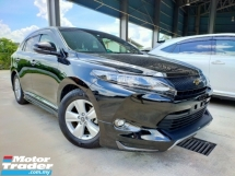 2016 TOYOTA HARRIER  2.0 Panaromic Roof Alpine Audio Modelistakit Offe