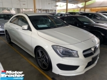 2016 MERCEDES-BENZ CLA  CLA180 AMG UN-REGISTER