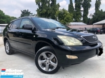 2005 TOYOTA HARRIER 2.4 240G L PREMIUM PACKAG ACTUAL YEAR MAKE