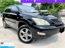 2008 TOYOTA HARRIER 2.4 240G L PACKAGE 4WD FULL SPEC SUNROOF POWERBOOT