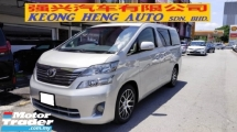 2008 TOYOTA VELLFIRE 3.5 V6 (A) VL MODEL, FREE 2 YEARS CAR WARRANTY
