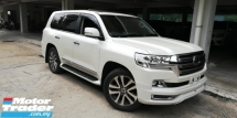2016 TOYOTA LAND CRUISER 4.6 ZX