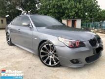 2006 BMW 5 SERIES 525I M-SPORTS E60 2.5(A) 2008 OTR PRICE