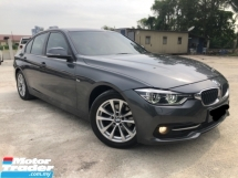 2016 BMW 3 SERIES 320I F30 SPORT LINE (CKD) 2.0 FACELIFT OTR PRICE