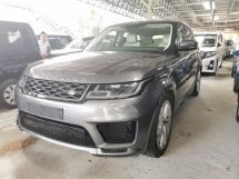 2018 LAND ROVER RANGE ROVER SPORT 3.0 SUPERCHARGE HSE PETROL / 7 SEATER / DON'T MISS OUT THIS TIME