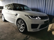 2018 LAND ROVER RANGE ROVER SPORT 3.0 SUPERCHARGE HSE / PETROL / RED LEATHER INTERIOR / DON'T MISS OUT THIS TIME