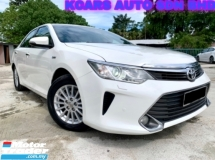 2016 TOYOTA CAMRY 2.0 E FACELIFT MODEL LEATHER SEAT ONTHEROAD PRICE