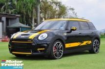 2017 MINI Clubman Original JCW (Mini Malaysia) Warranty till 2022