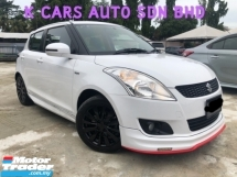 2015 SUZUKI SWIFT 1.4 (A) RS SPORT EDITON FACELIFT GOOD CONDITION