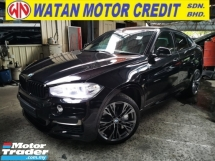 2016 BMW X6 X6 50D M-Sport